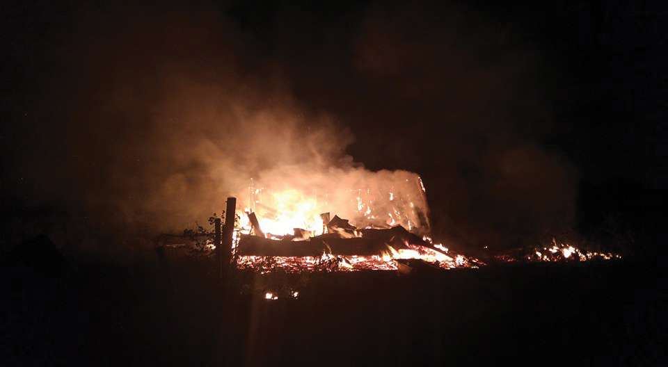 Arson Suspected In Third Property Fire The Eastern Door
