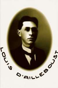 Courtesy Cathy Rice Caption: Louis Sateiokwires D'Ailleboust was 36 years old when he died in the Quebec Bridge Disaster.
