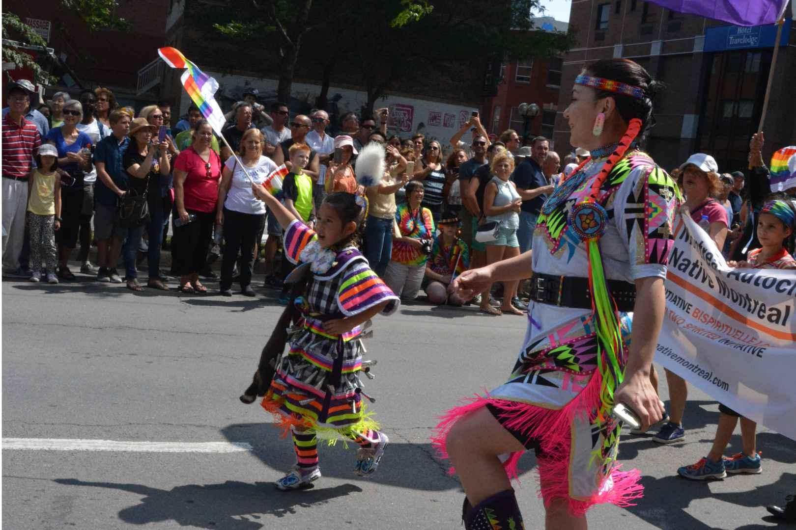 Montréal Pride Festival 2021 unveils 100% Two-Spirit